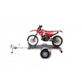 Remolque plegable portamotos TowCar trailer