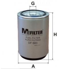 DF 683 Filtro de combustible