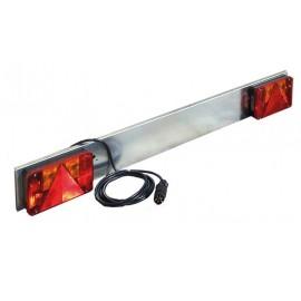 Placa de remolque ligero accesorios remolques