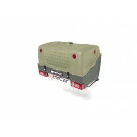 Towbox V1 Verde portaequipajes TowBox