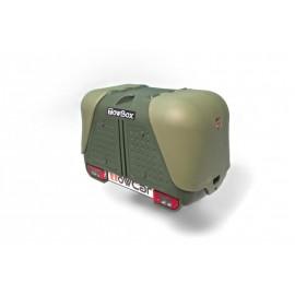 TowBox V2 Verde portaequipajes TowBox