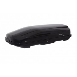 Squalo 600 negro, portaequipajes cofres techo