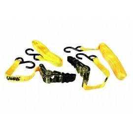 Set cintas tensoras con trinquite
