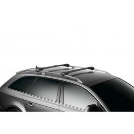 Mercedes, barra de techo
