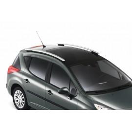 Peugeot, barras de techo