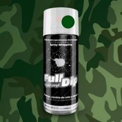 Sprays de 400 ml. VERDE MILITAR