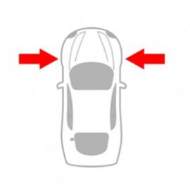 Amortiguador Delantero Mercedes W221 S