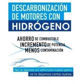 DESCARBONIZACION DE MOTOR POR HIDROGENO 75€