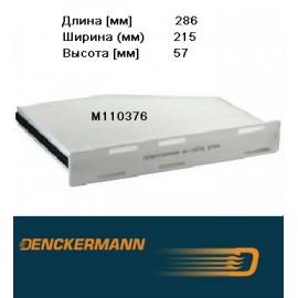 FILTRO DE HABITACULO DENCKERMANN  M110376