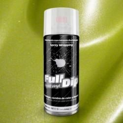 Sprays de 400 ml. AMARILLO METALIZADO