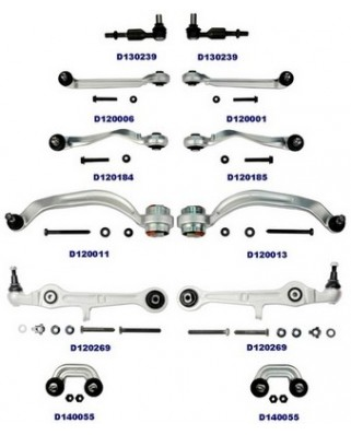 KIT SUSPENSION VAG 2
