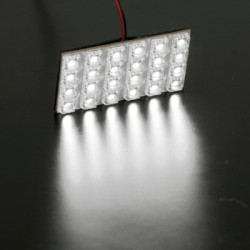 PANEL INTERIOR 24 LED BLANCO