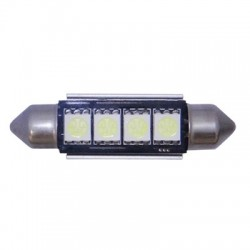 BOMBILLA PLAFONIER 4 LED 42 MM