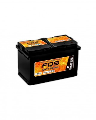 Batería Semitraccion (6-12V)