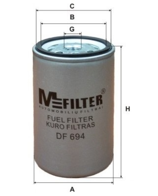 FILTRO COMBUSTIBLE