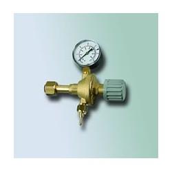 Reductor de presión con manómetro CO2