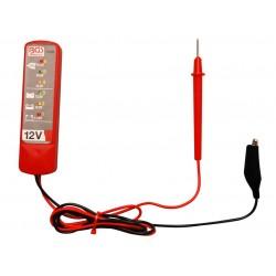 Tester de baterias y alternador